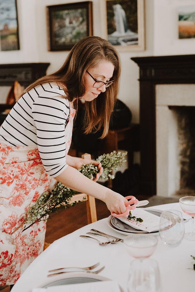 Flourish & Knot   Montreal Wedding Florist   Maison Trestler   Photographie M'Vivre