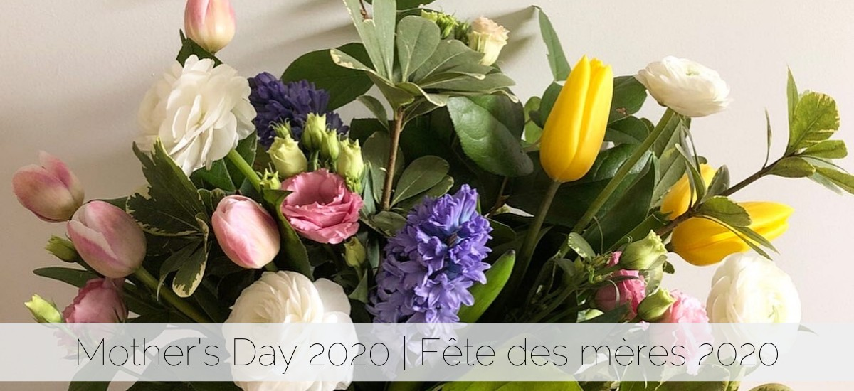 Mother's day flowers Montreal | Flourish & Knot