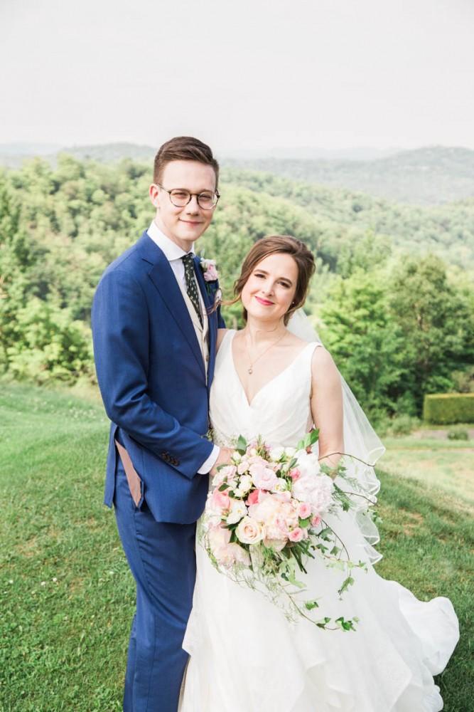 Montreal wedding flowers