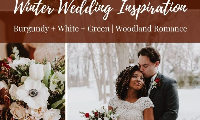 Winter Wedding in Montreal | Winter Wedding Inspiration