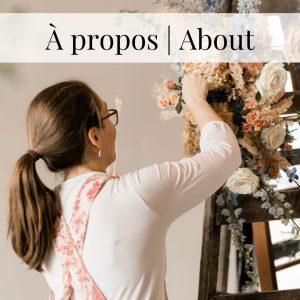 Flourish & Knot florist in Montreal | Wedding florist Montreal